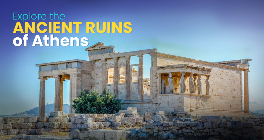 Must-visit places in Athens